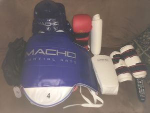 Tae Kwon Do Sparring Gear for Sale in Arlington, VA