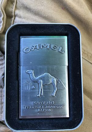 Camel zippo Collectible for Sale in Portland, OR