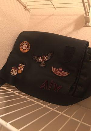 Armani exchange messenger bag for Sale in Dallas, TX