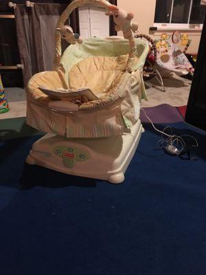Rocker infant swing for Sale in Alexandria, VA
