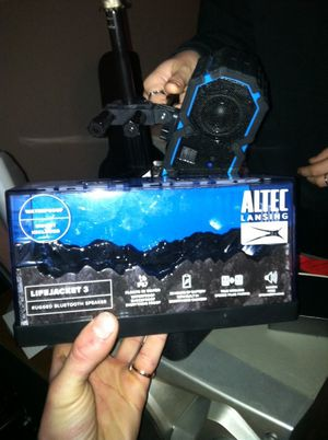 Altec Lansing lifejacket 3 brand new Bluetooth speaker for Sale in Cary, NC