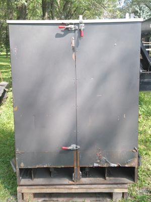 Storage metal box for Sale in Albert Lea, MN