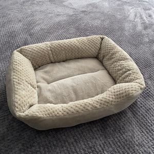 Dog / Cat Bed Super Soft Reversible up to apx 25lbs Washable for Sale in Miami Beach, FL