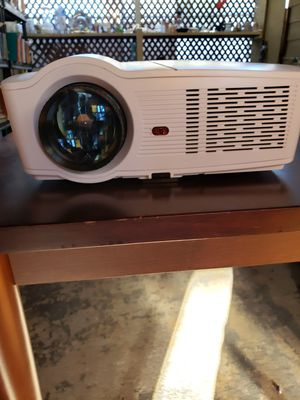 Smart Android Wi-Fi Home Theater Projector RCA. Like New, for Sale in Vallejo, CA