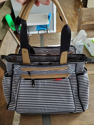 Skip Hop brand diaper bag. Purchased from Target. $10. for Sale in Tacoma, WA