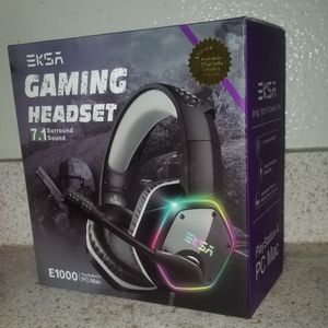 Gaming headset for Sale in El Cajon, CA