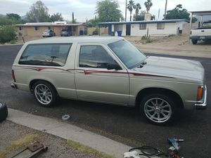 87 Chevy S10 Blazer V8 $4000 firm for Sale in Tucson, AZ