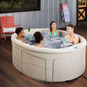 Brand New Lifesmart LS200DX 4-Person 20-Jet Plug & Play Spa for Sale in City of Industry, CA