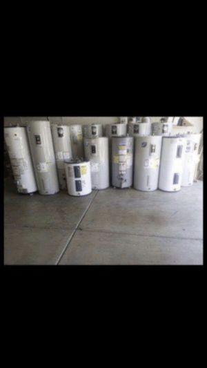 Lots of water heaters for sale for Sale in Phoenix, AZ