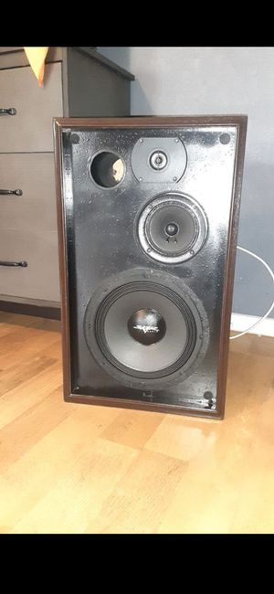 The pair! Completely all new restored Sansui speakers for Sale in Fresno, CA