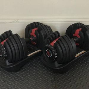 Bowflex Selecttech 552 Dumbbell Set New for Sale in Belle Isle, FL
