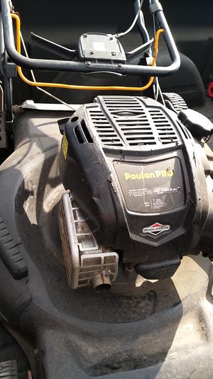 Poulan self propelled mower for Sale in Panama City, FL