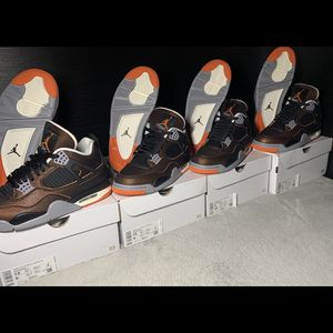 Jordan 4 Starfish for Sale in Nellis Air Force Base, NV