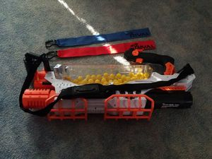 Large Rival Nerf gun for Sale in College Grove, TN