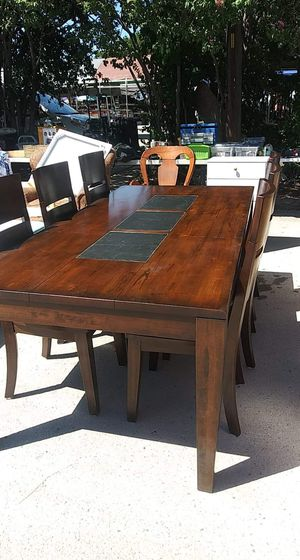 TABLE 6 CHAIRS for Sale in Austin, TX