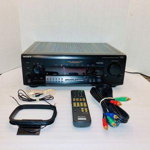 Sony STR-D660Z Stereo Surround Sound 280 Watt Digital Signal Processing Receiver for Sale in Spring Hill, FL