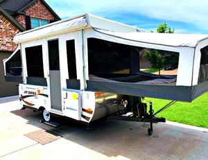 Asking$12OO_2012 Jayco Series camp for Sale in Santa Clarita, CA