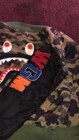 Bape jacket large for Sale in Aurora, IL