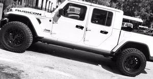 Jeep lift kit. Tires. Rims. auto part for Sale in Miami, FL