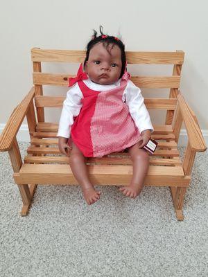 Ashton Drake Galleries Jasmine Doll. for Sale in Potomac Falls, VA