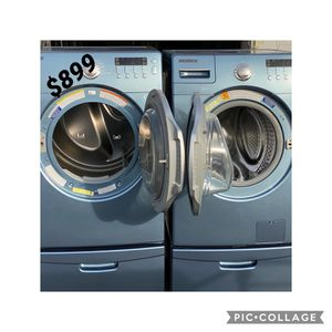 Washer And Dryer Samsung for Sale in Paramount, CA