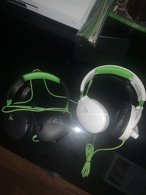 Xbox one turtle beachHeadsets for Sale in Dallas, TX