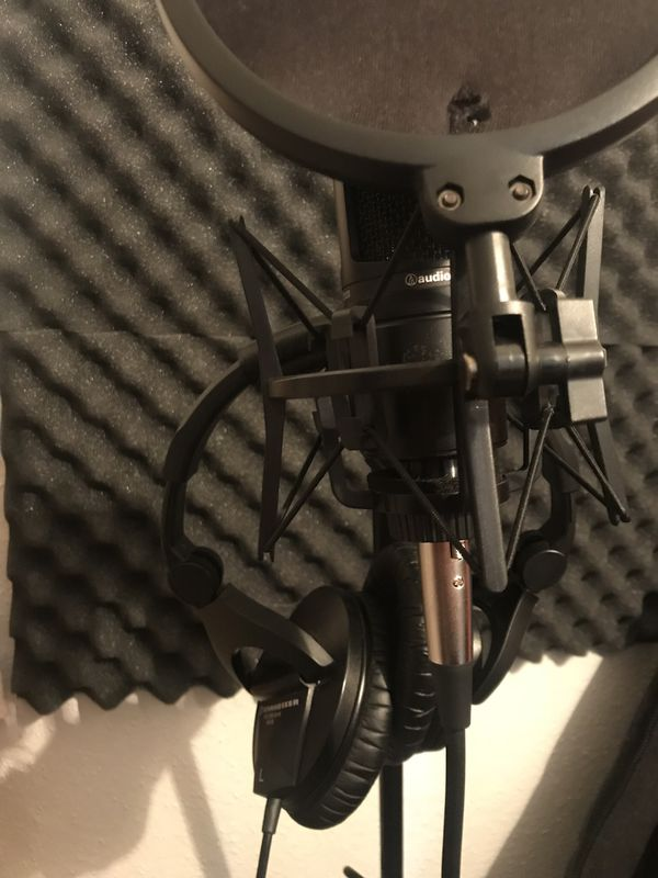 Affordable Studio Time and Podcast Studio Sessions $15/HR