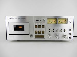 TEAC A-650 Stereo Cassette Deck for Sale in City of Industry, CA