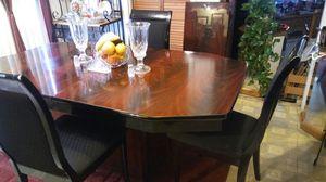 2pc Dinette Set W/China Cabinet for Sale in Greensboro, NC