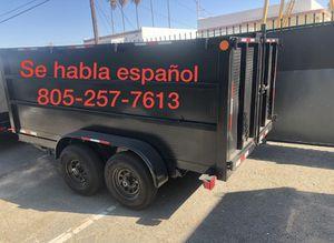Dump trailer for Sale in Visalia, CA