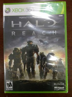 Halo Reach Xbox 360 New for Sale in Baltimore, MD