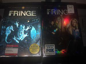 Fringe season 1&2 Brand new for Sale in Newington, CT