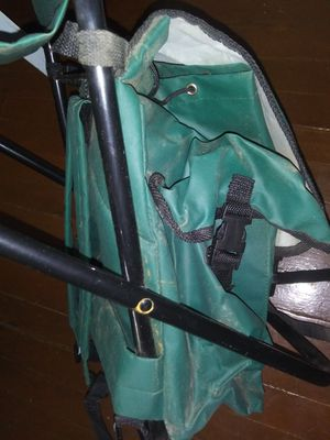 Camping bag and chair in 1 for Sale in Wichita, KS