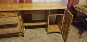 Sewing machine cabinet for Sale in Tolleson, AZ