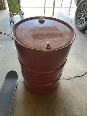 55 gallon used drum. for Sale in Lincoln, NE