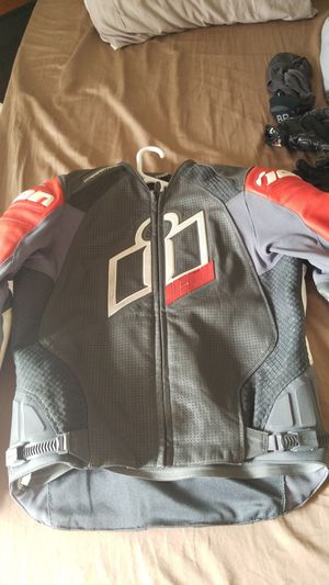 Icon Hypersport Prime Motorcycle Jacket for Sale in West Hollywood, CA