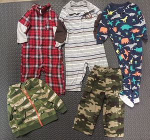 Baby toddler winter clothes size 18m for Sale in Dallas, TX