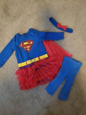 Super Baby costume 6-12 months for Sale in Virginia Beach, VA