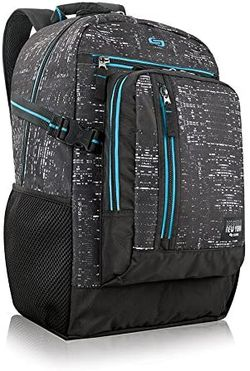 NWT Solo New York Midnight 15.6 Inch Laptop Backpack, Black for Sale in Irvine,  CA
