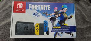 Nintendo switch Fortnite bundle for Sale in Miami, FL