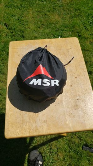MSR camp pots for Sale in Fairview, OR