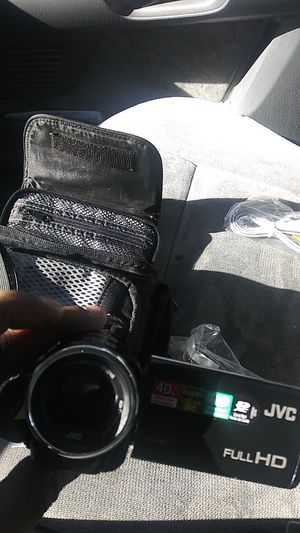 Jvc hd camcorder for Sale in Little Rock, AR