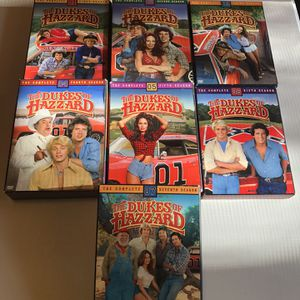 Dukes Of Hazzrad Dvds And Photos for Sale in York, PA