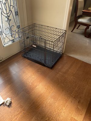 Med Dog Crate - Dual Door for Sale in Atlanta, GA