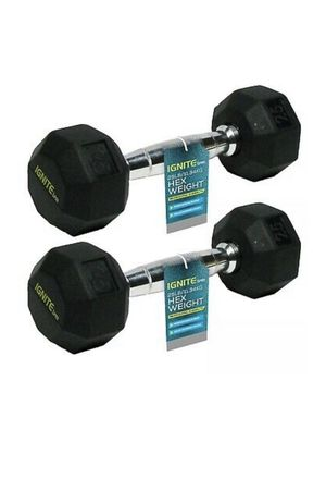 New Pair of 25lbs Dumbbells for Sale in San Ramon, CA