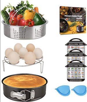 Instant Pot Accessories Set 6 Pieces set for Sale in Murrieta, CA