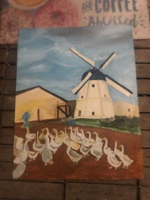 Duck painting $15 Ocean painting $10 Beach painting $10 for Sale in San Francisco, CA