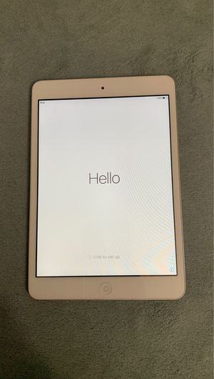 iPad mini 1st generation for Sale in Fountain Valley, CA