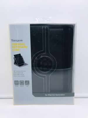Targus Versavu Rotating Keyboard For Apple iPad 2nd 3rd and 4th Gen Case for Sale in Richmond, VA