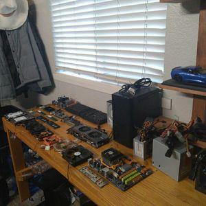 PC Parts for Sale in Sacramento, CA